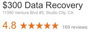 google reviews 300 dollar data recovery